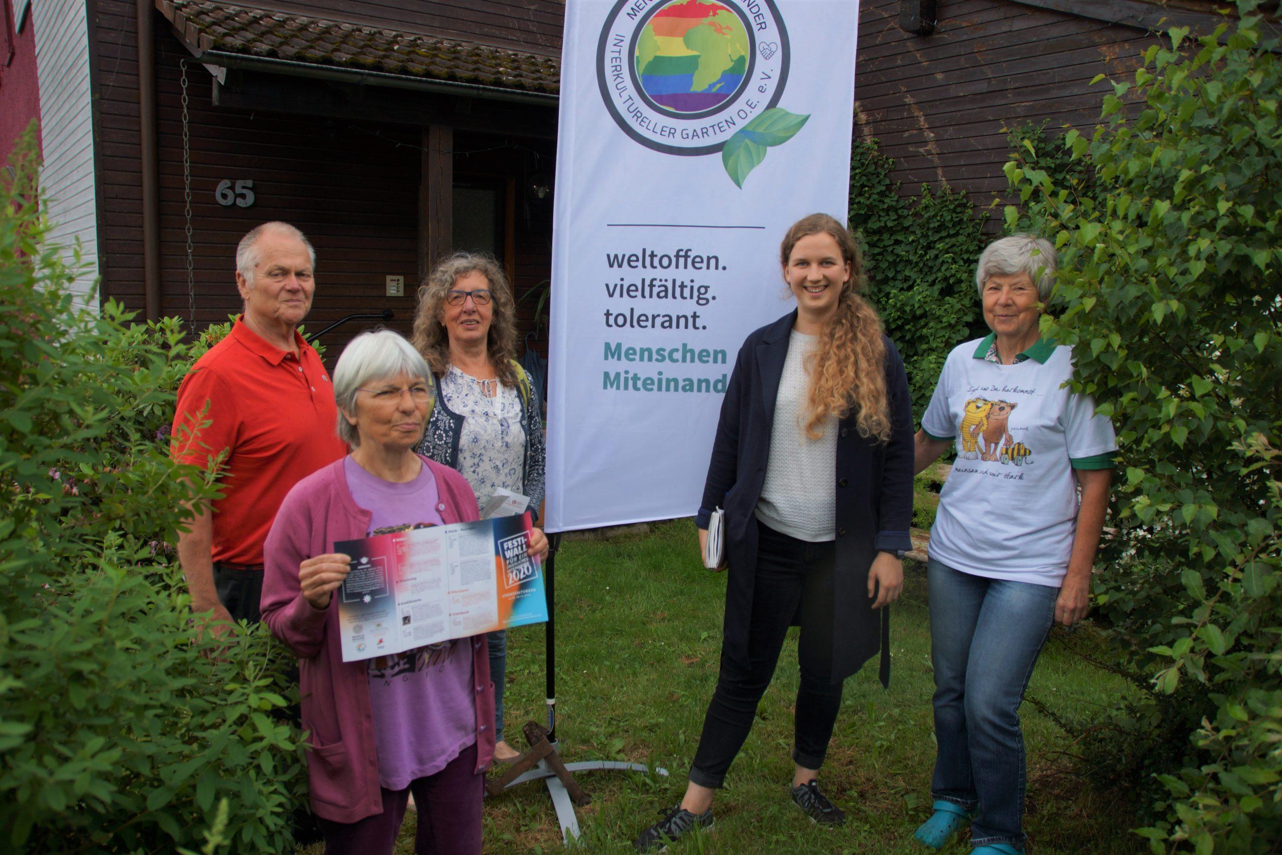 Von gemeinsamen Werten getragen – Sara Haug trifft sich mit dem Netzwerk für Wertevielfalt im Nordschwarzwald