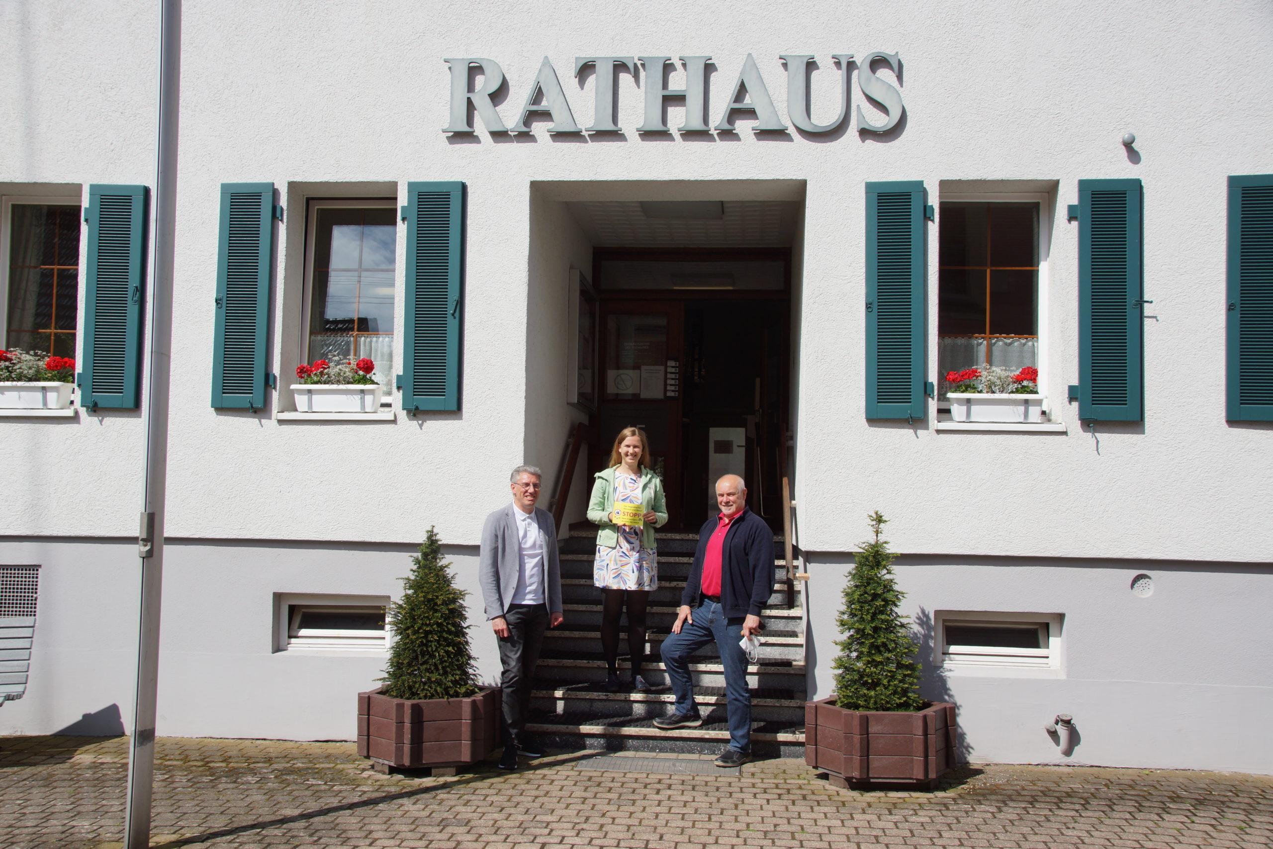 Auftakt der Grünen Wahlkreistour – Unterreichenbach und Schömberg