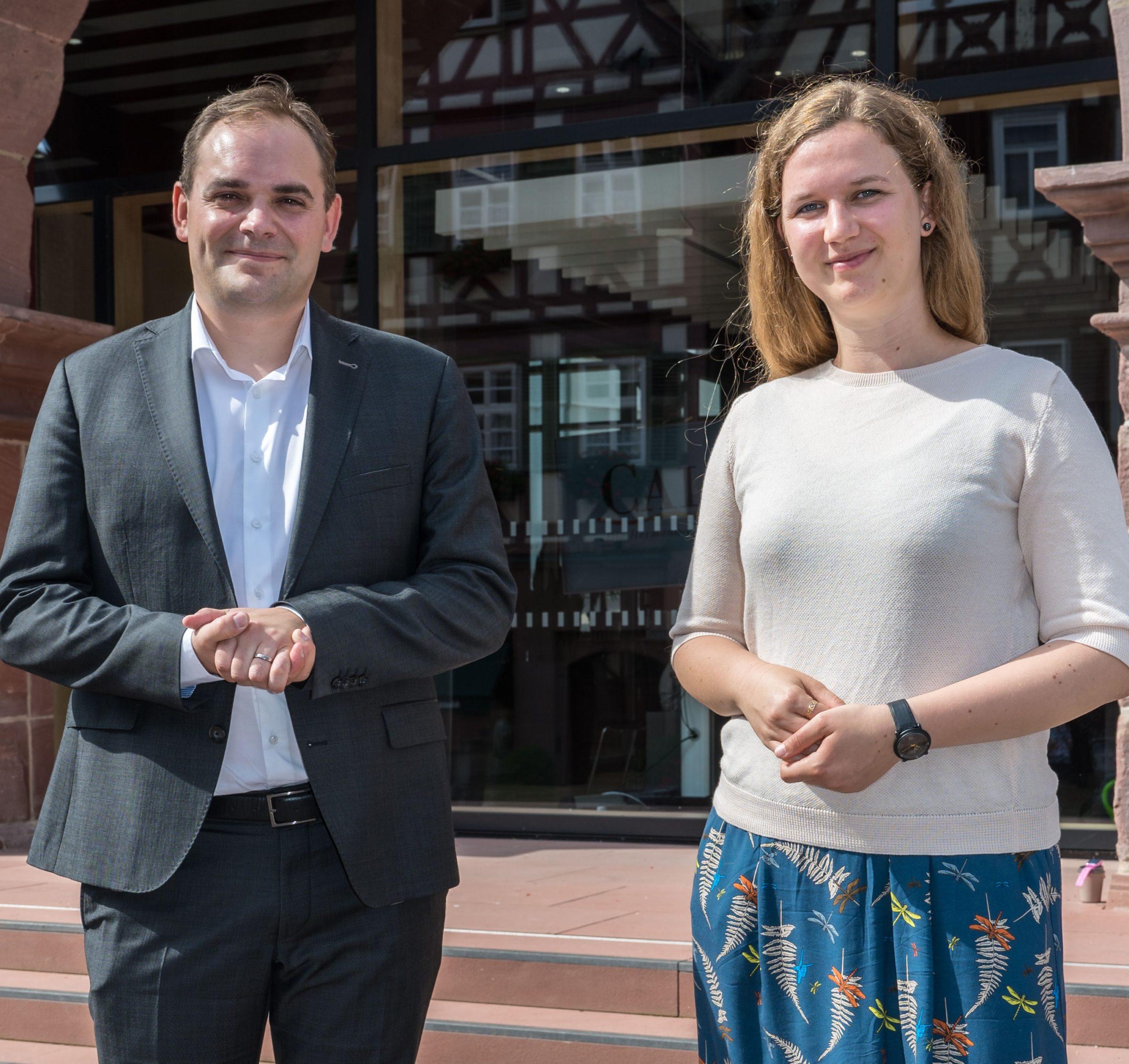 """Calw im Strukturwandel – eine Bundestagskandidatin zu Besuch in der """"Naturstadt"""""""