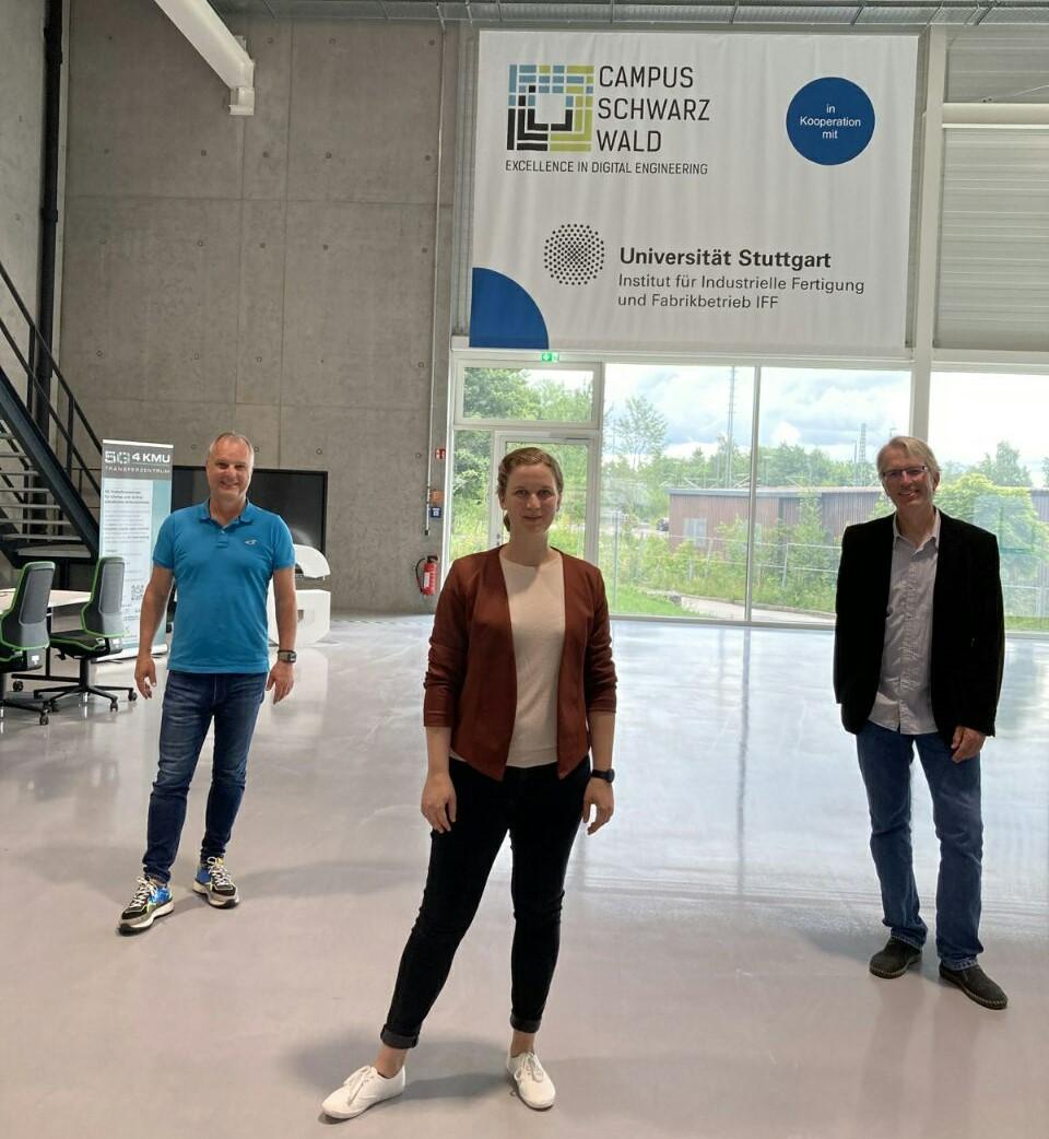 Nachhaltigkeit und Innovationsgeist im Campus Freudenstadt