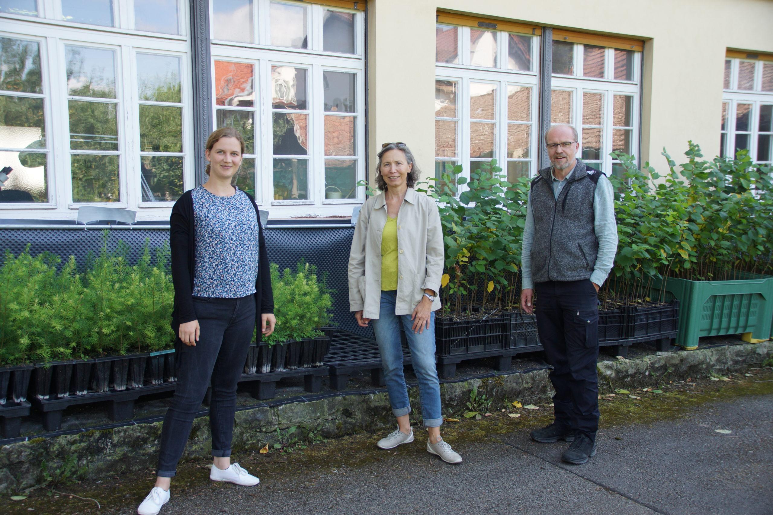 Bundestagskandidatin Sara Haug in Nagold zu Besuch